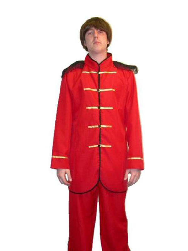 Sgt Pepper Beatles Costume *one only in stock*