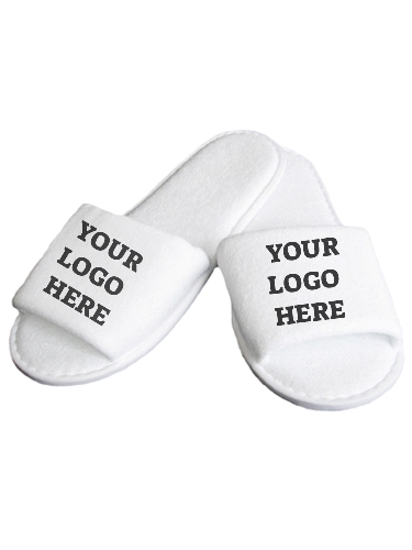 Personalised Hotel Slippers
