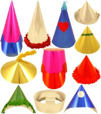 Mini Foilboard Hats