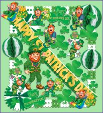 St Patrick's Day Party Pack -Deluxe