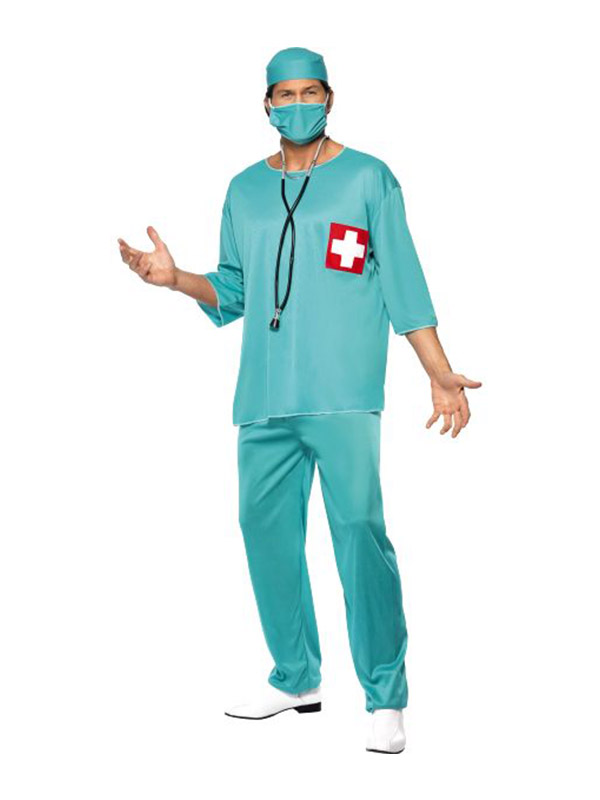 Surgeon Costume (12345)