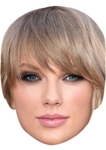 Taylor Swift Face Mask