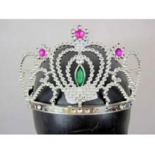 Silver Jewelled Tiara