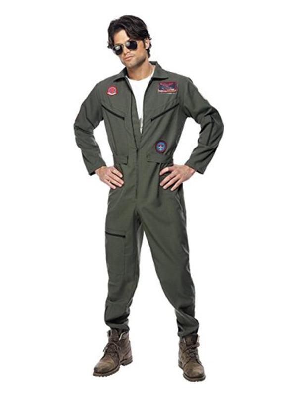Top Gun Costume 12345