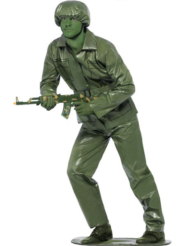 Toy Soldier Costume 12345
