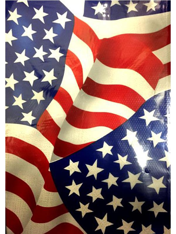 USA Flag Tablecover