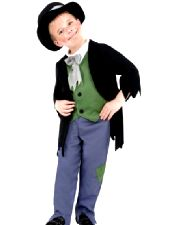 Victorian Dodger Boy Costume, Size's Available S/M