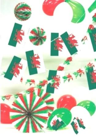 Wales Decorating Kit