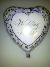 Foil Balloon 'WEDDING WISHES'