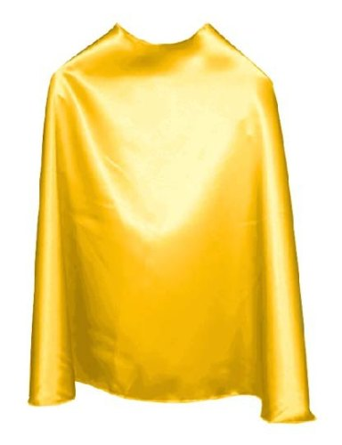 Yellow Super Hero Cape