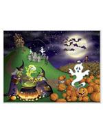 Halloween Insta - Mural 5' x 6'