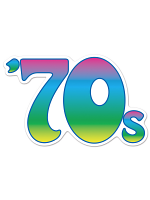 '70's Cutout