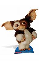 Gizmo Cute Gremlin - Cardboard Cutout