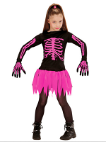Ballerina Skeleton Costume
