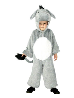 Donkey Costume Includes Jumpsuit with Hood