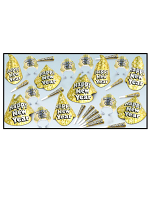 Gold Sophisticated New Years Eve Pack For 20 People