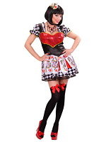 Queen Of Hearts (Dress Mini Crown)