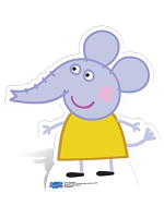 Emily Elephant Star-Mini - Cardboard Cutout