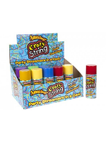 Silly String - Pack of 24 - Assorted Colours