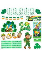 St Patrick's Regular Decoration Pack