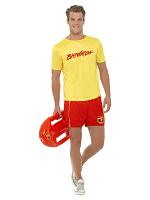 Baywatch Men's Beach Costume (12345)