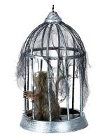 Rat In Cage 32cm