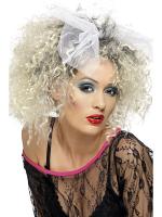 80'S Wild Child Wig,Blonde