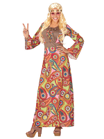 HIPPIE WOMAN (LONG DRESS)