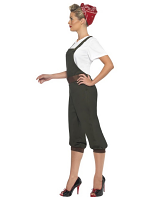 WW2 Land Girl Costume (12345)