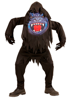 Gorilla Big Head Costume