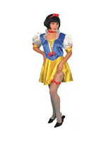Fairytale Lady Costume Includes Dress And Headband, Size 10-14 (12345)