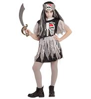 Ghost Ship Pirate Girl Costume