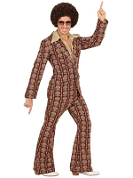 GROOVY 70'S MAN SUIT - OLD SCHOOL