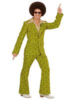 GROOVY 70'S MAN SUIT - WALLPAPER
