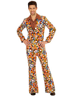 GROOVY 70'S MAN SUIT - BUBBLES