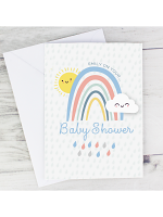 Personalised Baby Shower and New Baby Card