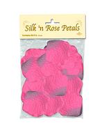 Silk Rose Petals - Pink