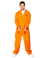 Escaped Prisoner Costume 12345