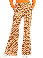 GROOVY 70'S LADY PANTS - RHOMBUS