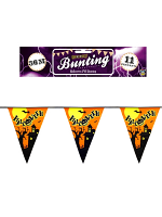 Halloween Triangle Bunting