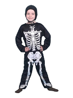 Skeleton Costume - Click for sizes