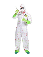 Bio Hazard / Dr Toxic Costume