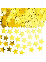Large Gold Star Confetti 14gm