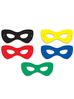 Super Hero Cardboard Masks