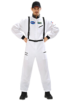White Astronaut (Jumpsuit)