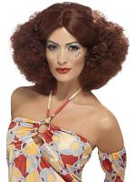 70'S Afro Wig,Auburn