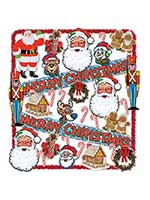 FR Christmas Trimorama - 32 Pcs