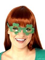 Glitter Shamrock Sunglasses (1)