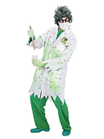Doctor Bio Lab Coat