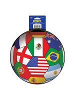 International Football Cutout
